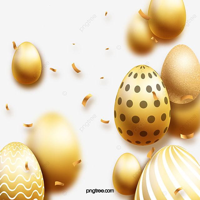cartoon happy easter egg