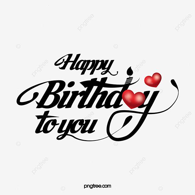 happy birthday in black english