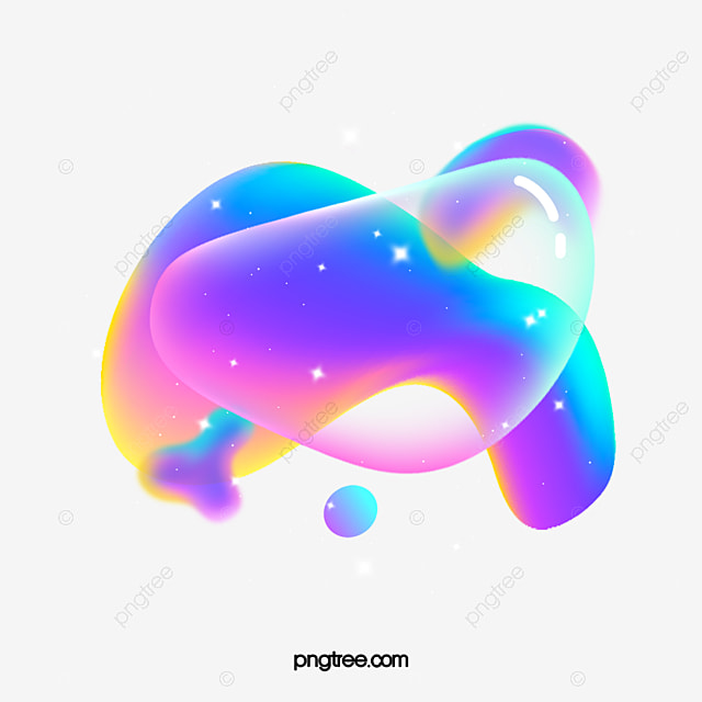 gradient geometric bubble element