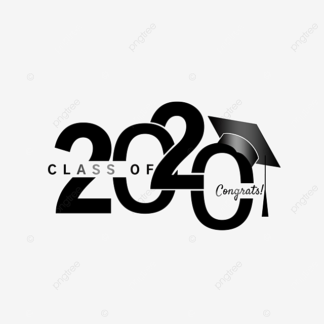 Digital Decoration For Graduation Season 2020, Graduation ...
