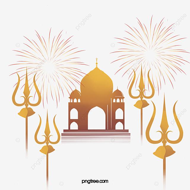 shiva festival celebration in india