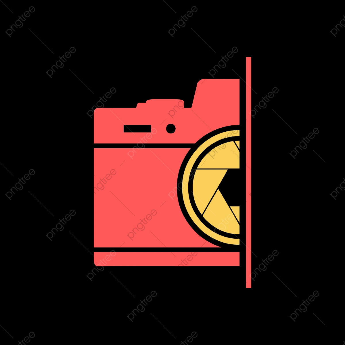 Creative Photography Logo Symbol Icon Vector Design Logo Icons Creative Icons Photography Icons Png And Vector With Transparent Background For Free Download