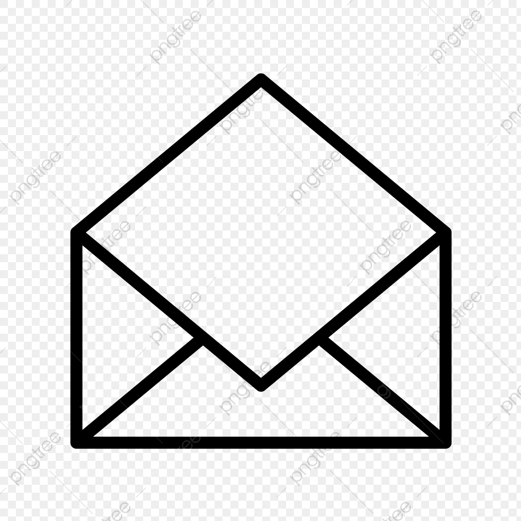 Envelope Vector Icon White Transparent Background Transparent Icons Envelope Icons White Icons Png And Vector With Transparent Background For Free Download
