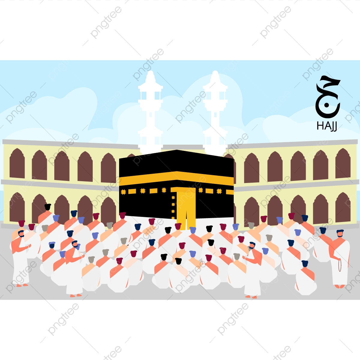 kabah png images vector and psd files free download on pngtree https pngtree com freepng islamic pilgrimage at kabah 5232894 html