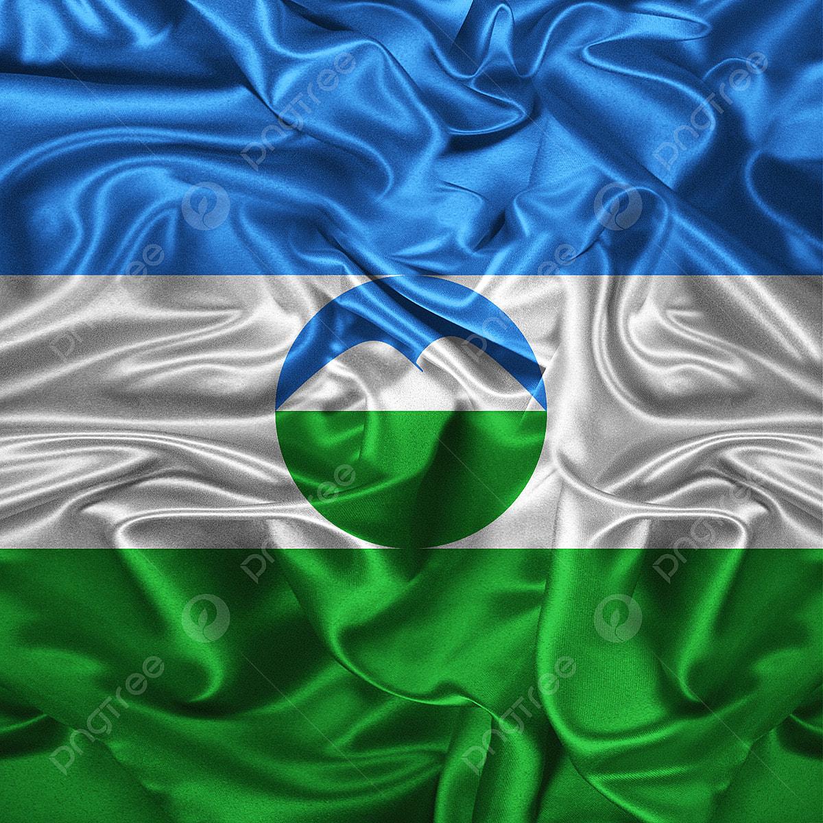 балкарский флаг картинки самом центре столицы