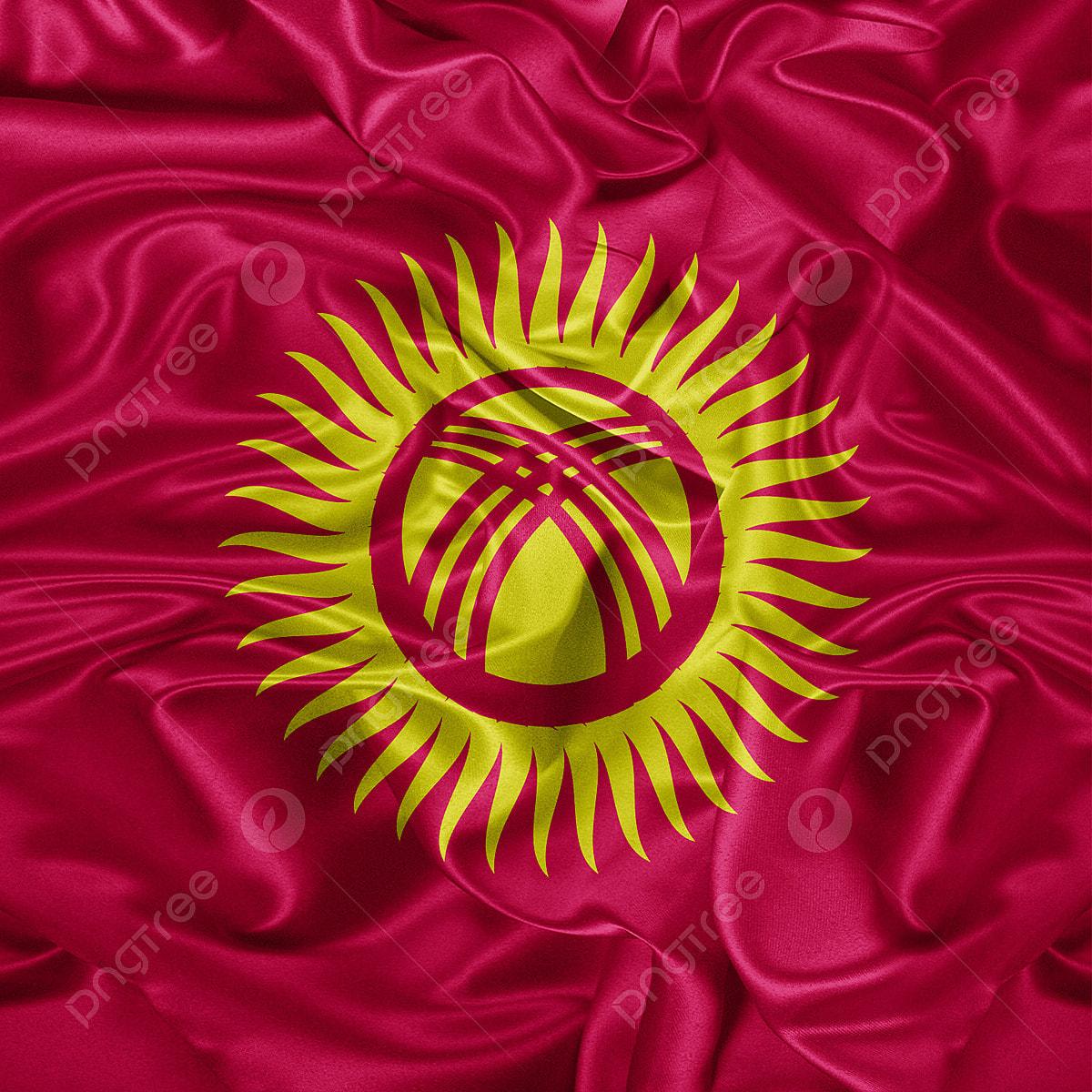 фотографии флаг киргизии фото картинки условия содержания аквариуме