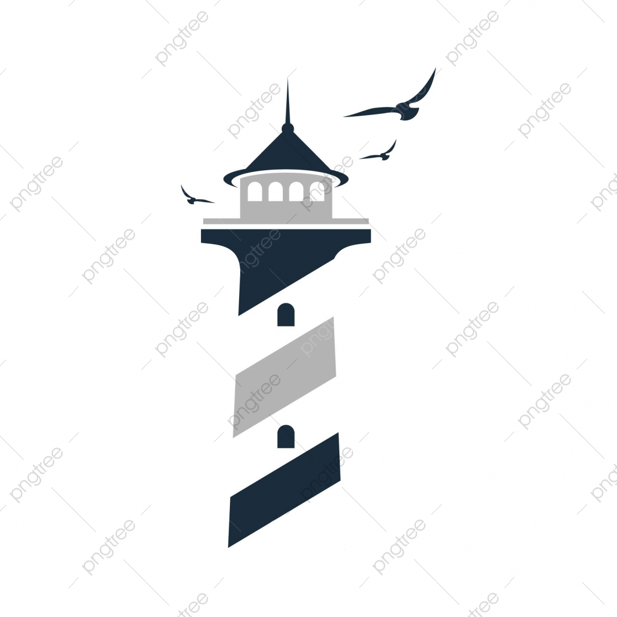 Light House Logo Design Template Icon Vector House Icons Logo Icons Light Icons Png And Vector With Transparent Background For Free Download