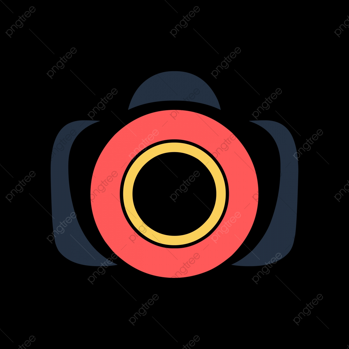 Professional Camera Icon Photography Logo Symbol Icon Vector Design Camera Icons Logo Icons Photography Icons Png And Vector With Transparent Background For Free Download