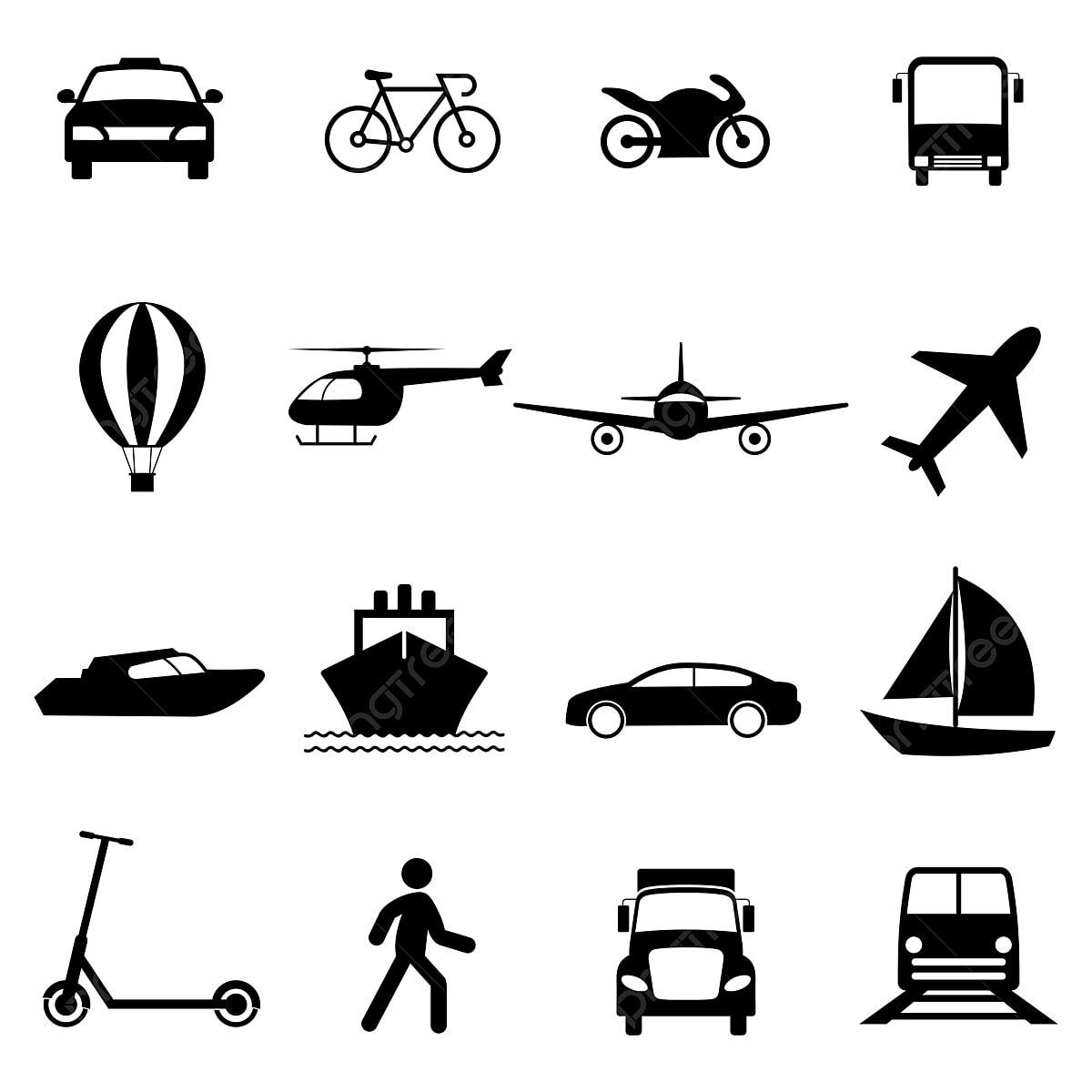 Orton Travel Tour - Planes Trains And Automobiles Clip Art | Transparent  PNG Download #1507402 - Vippng