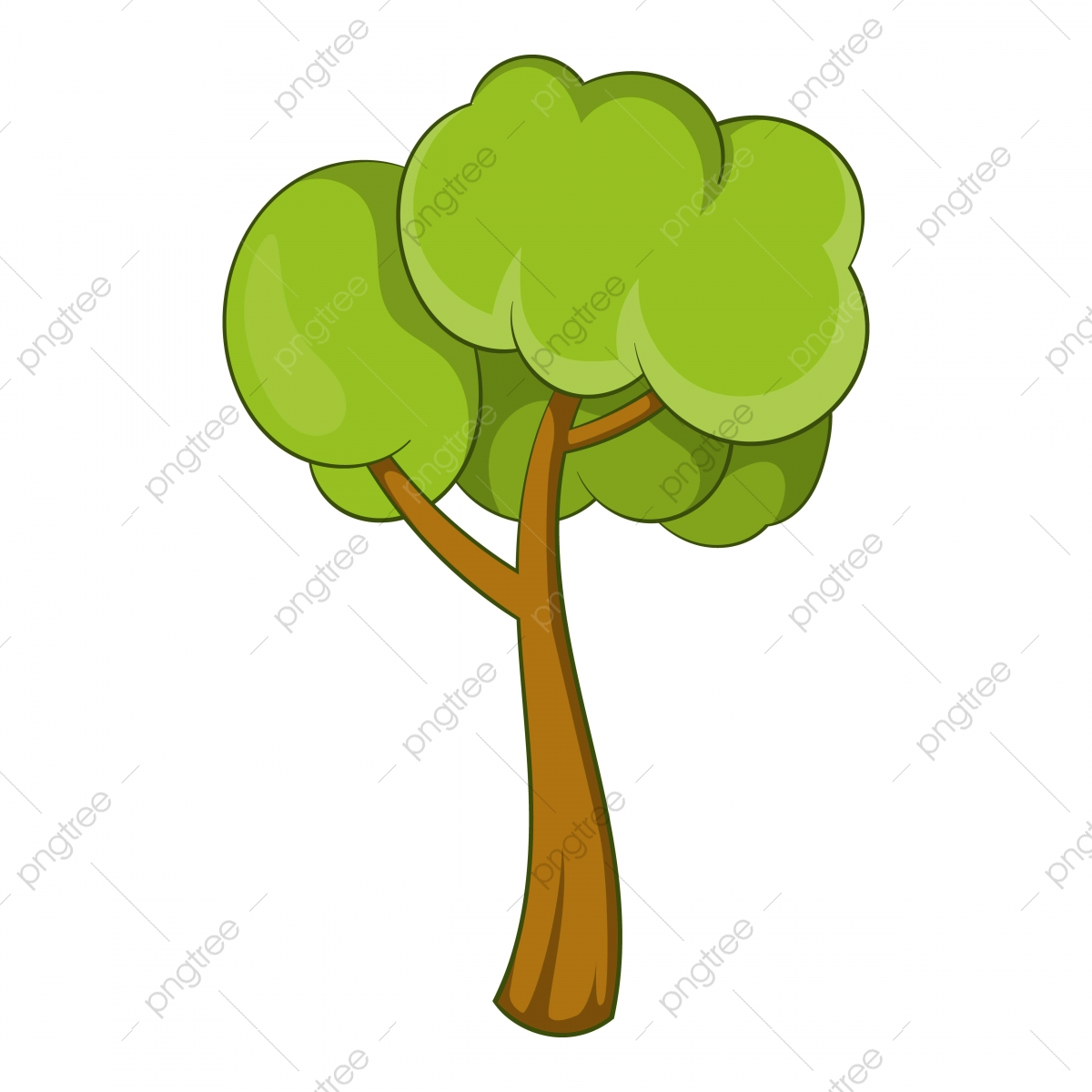 Tree Clipart Download Free Transparent Png Format Clipart Images On Pngtree
