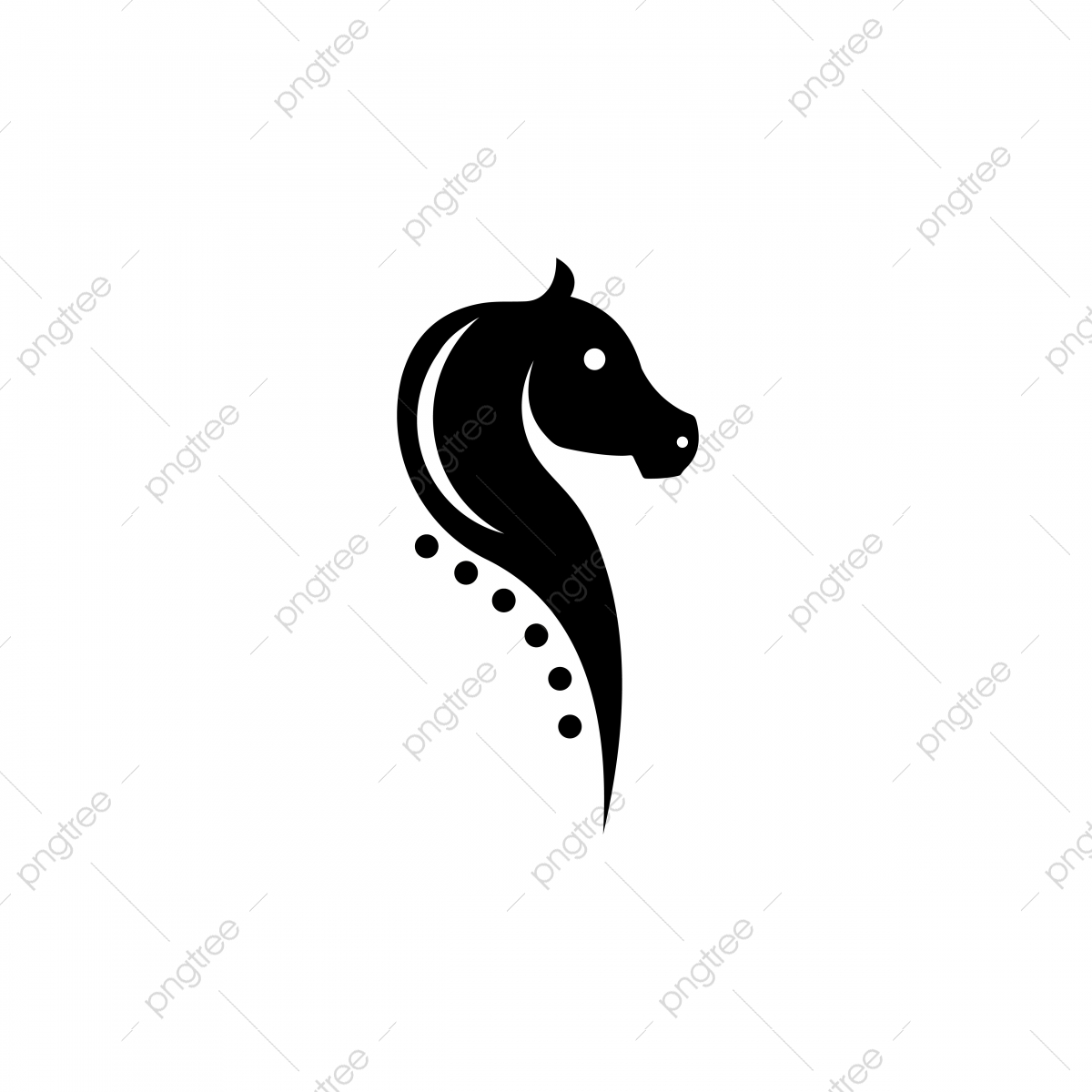 Horse Silhouette Png Images Vector And Psd Files Free Download On Pngtree