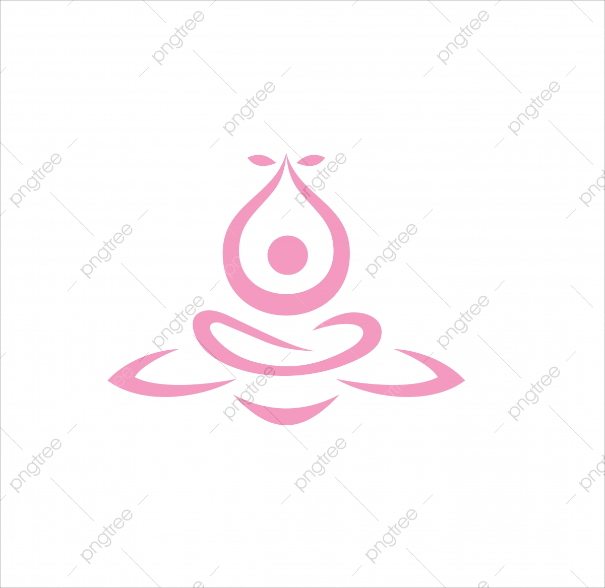 Yoga Logo Design Icon Vector Logo Icons Yoga Icons Sign Png And Vector With Transparent Background For Free Download