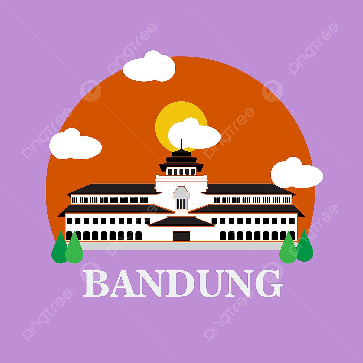 Jarrdin Cihampelas Bandung City West Java: Bandung Landmark Icon West Java Indonesia, Landscape