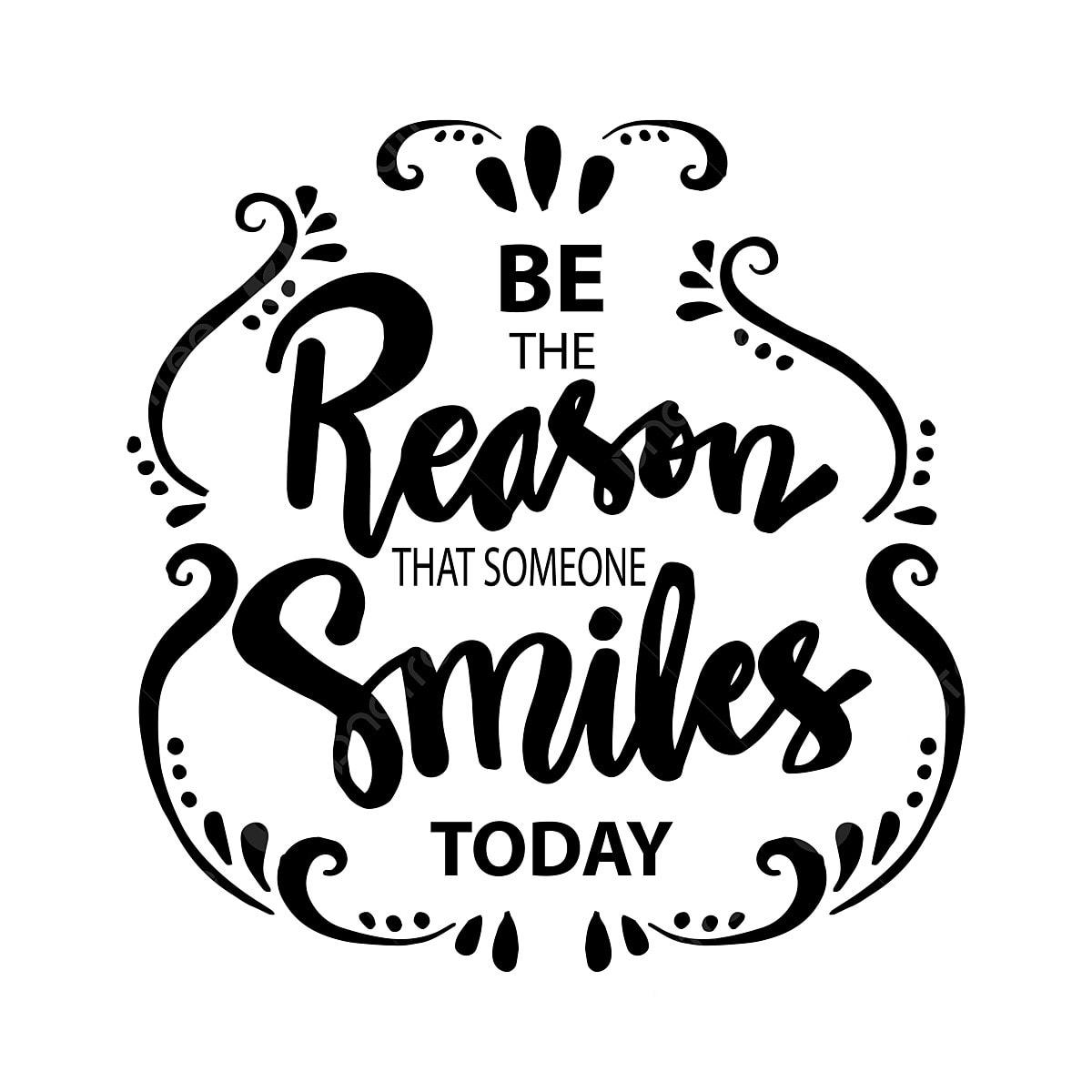 Menjadi Sebab Seseorang Senyum Hari Ini Quote Motivasi Seni