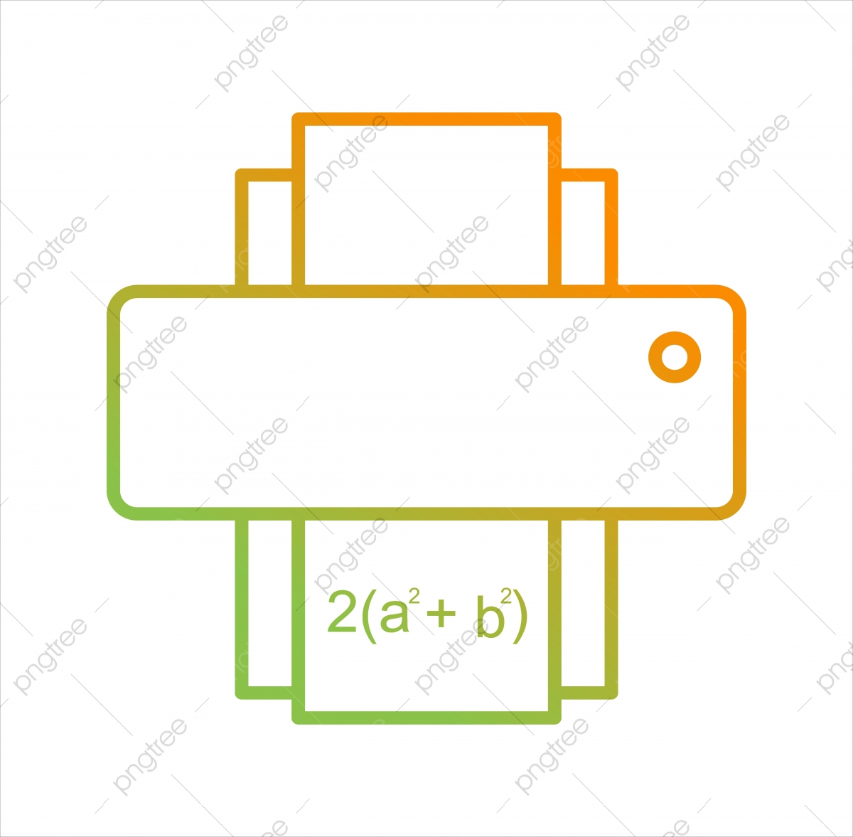 beautiful printer line vector icon line icons printer icons beautiful icons png and vector with transparent background for free download pngtree