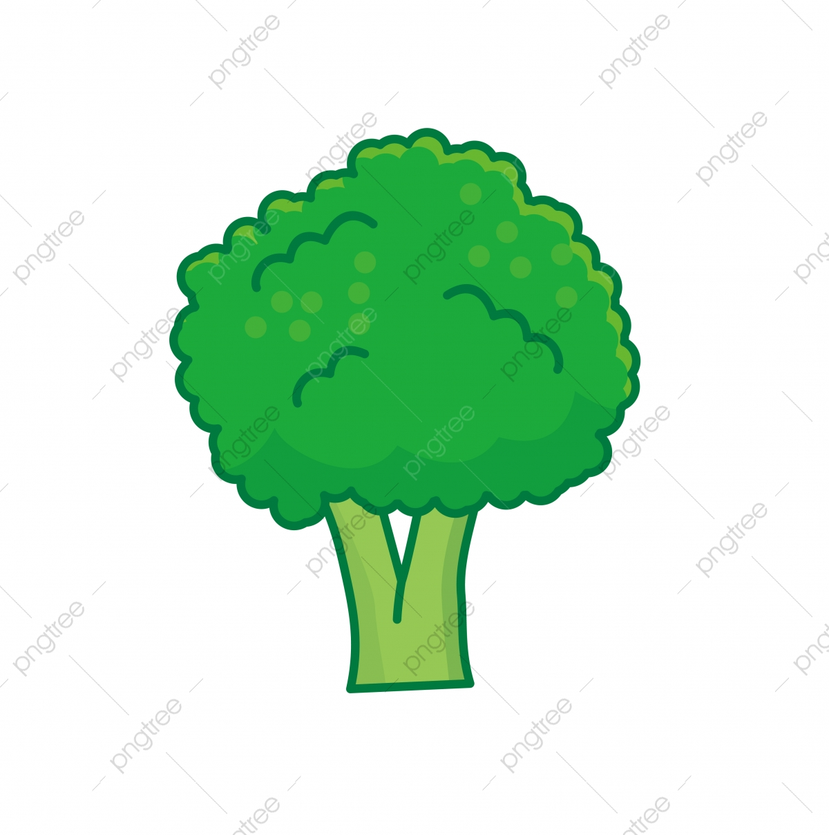 23+ Broccoli Vector Illustration