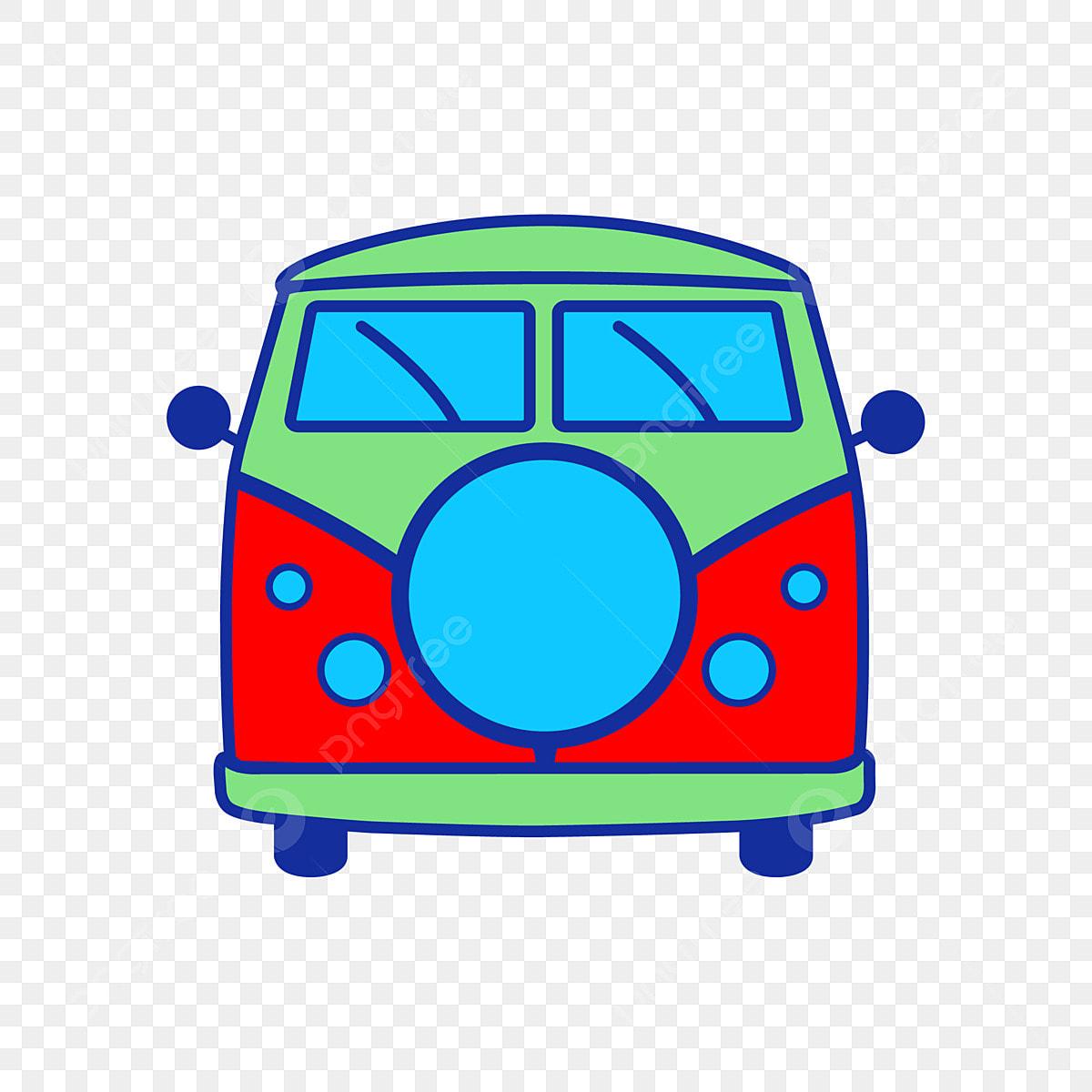 Autobús clipart. Dibujos animados descargar gratis.   Creazilla