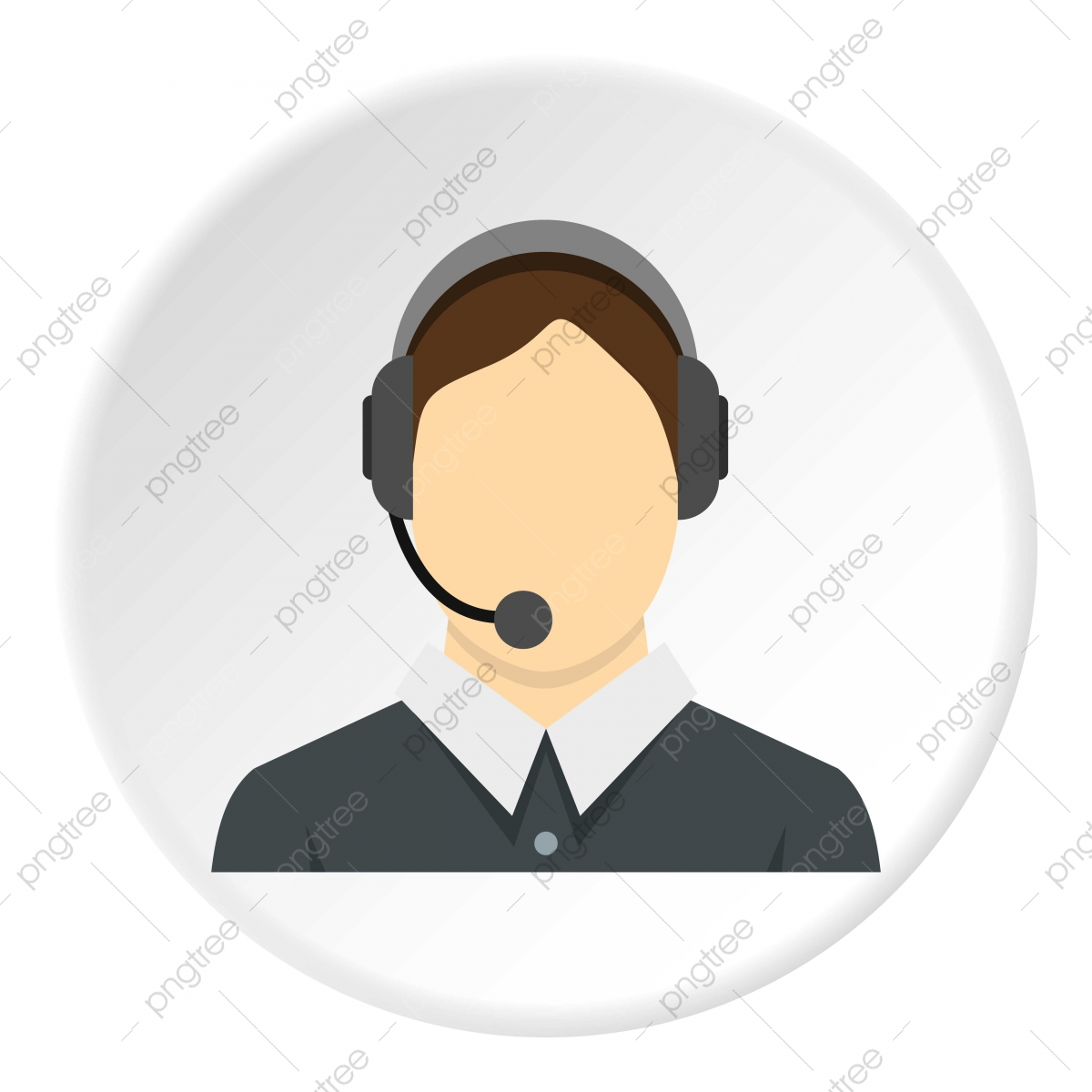 call center operator icon circle call icons circle icons center icons png and vector with transparent background for free download https pngtree com freepng call center operator icon circle 5282415 html