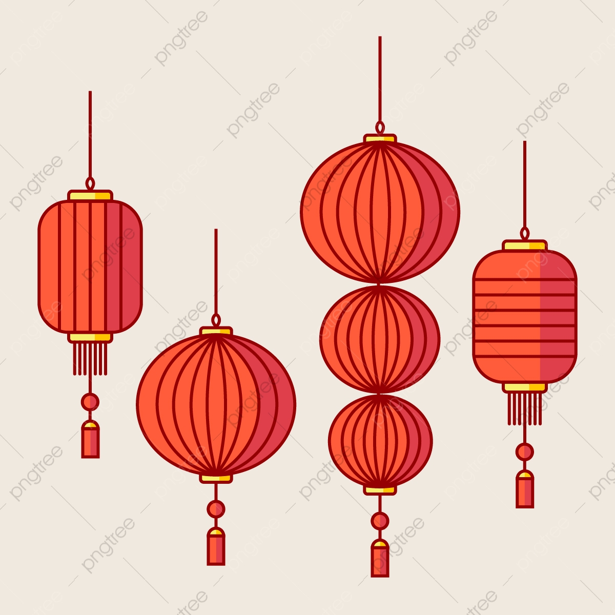 Chinese Lantern Png Vector Psd And Clipart With Transparent Background For Free Download Pngtree