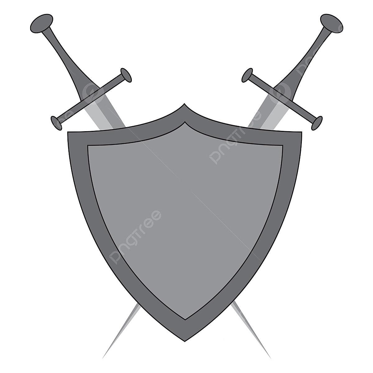 Vector Crossed Swords