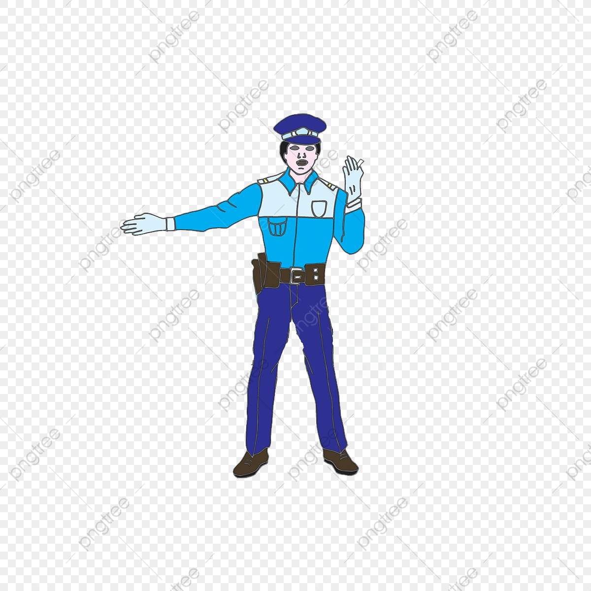 Policeman clipart cartoon, Policeman cartoon Transparent FREE for download  on WebStockReview 2020