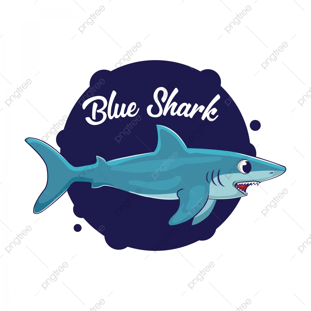 Shark Cartoon Png Images Vector And Psd Files Free Download On Pngtree