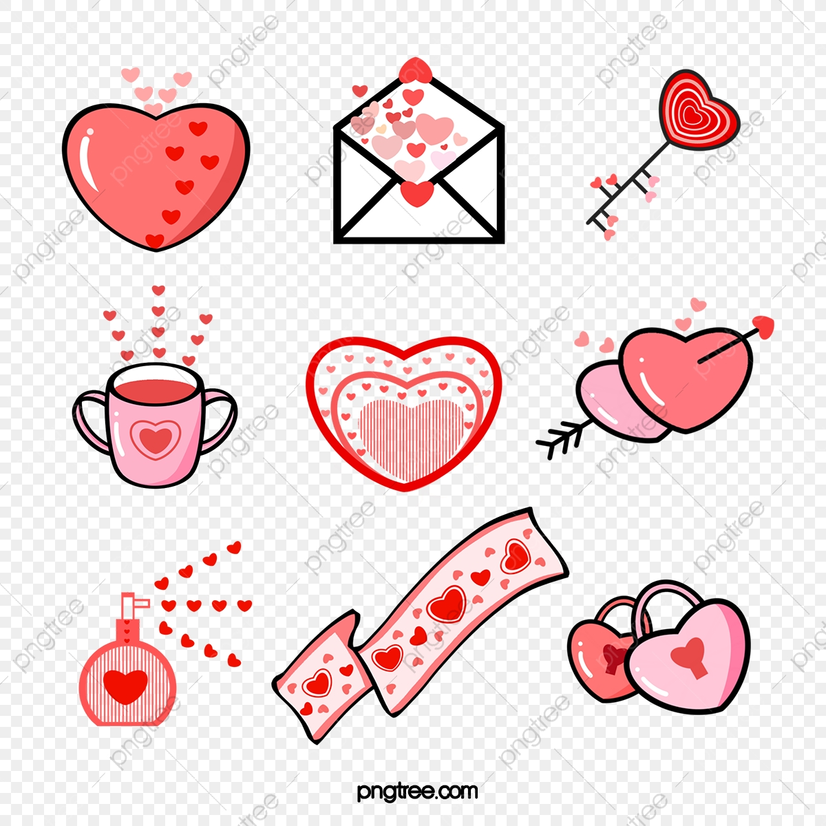 10+ Valentine Candy Clipart Too Cute