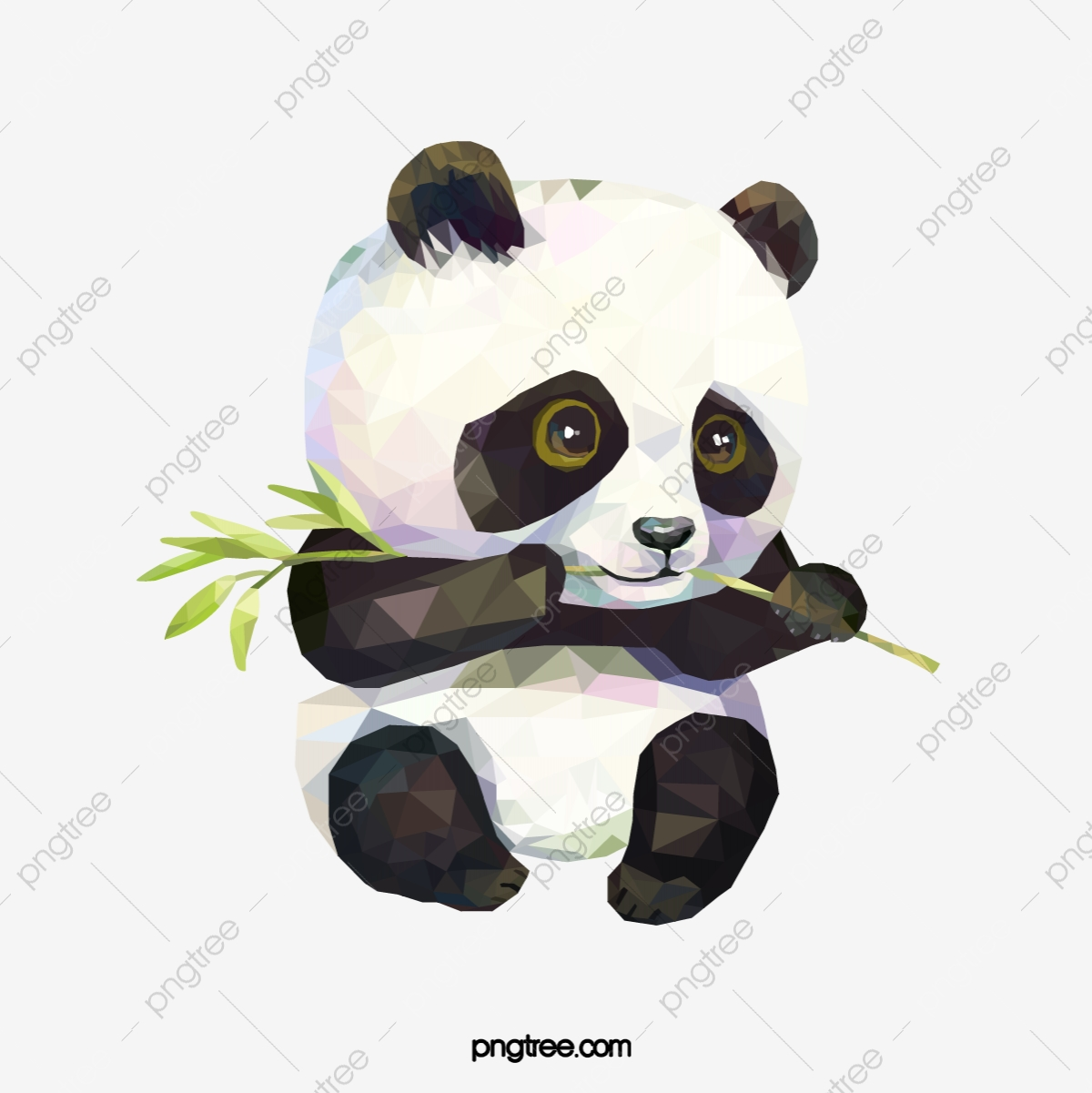 Panda PNG Lovely Panda Free Download