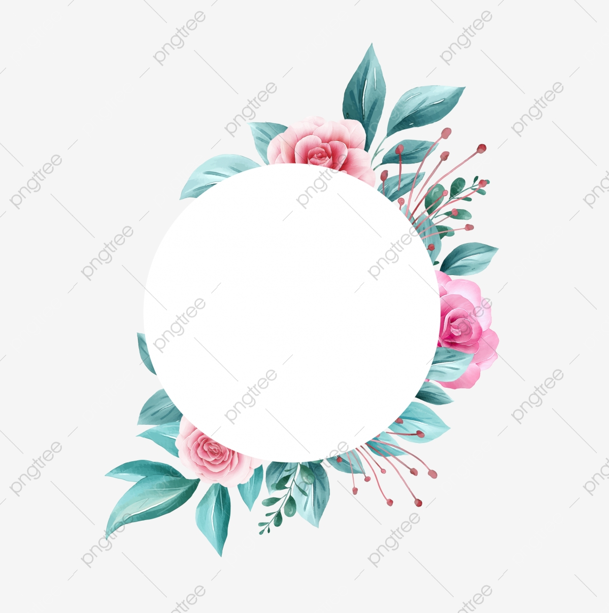 Watercolor Flower Png Images Vector And Psd Files Free Download On Pngtree