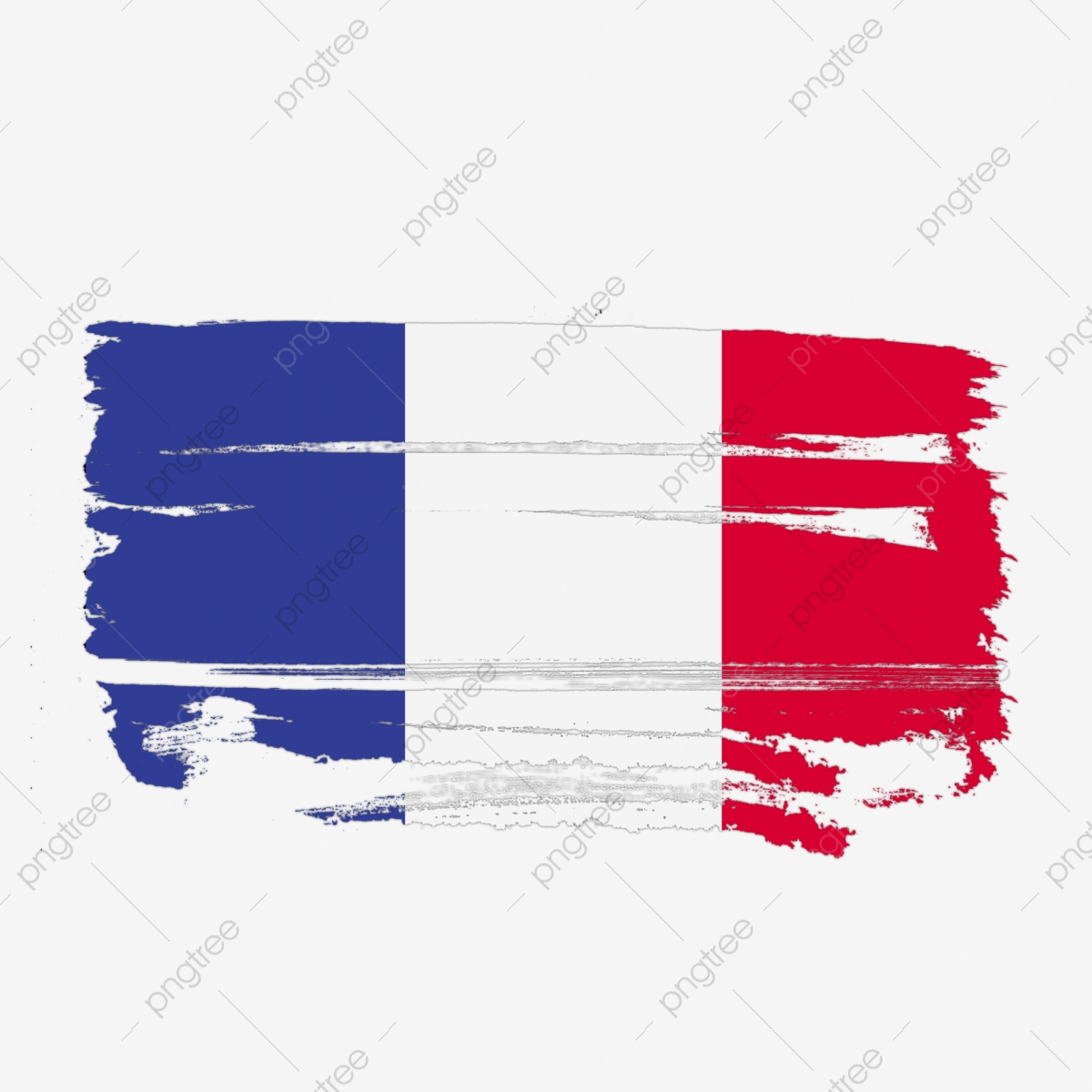 France Flag Transparent With Watercolor Paint Brush France France Flag France Flag Vector Png Transparent Clipart Image And Psd File For Free Download