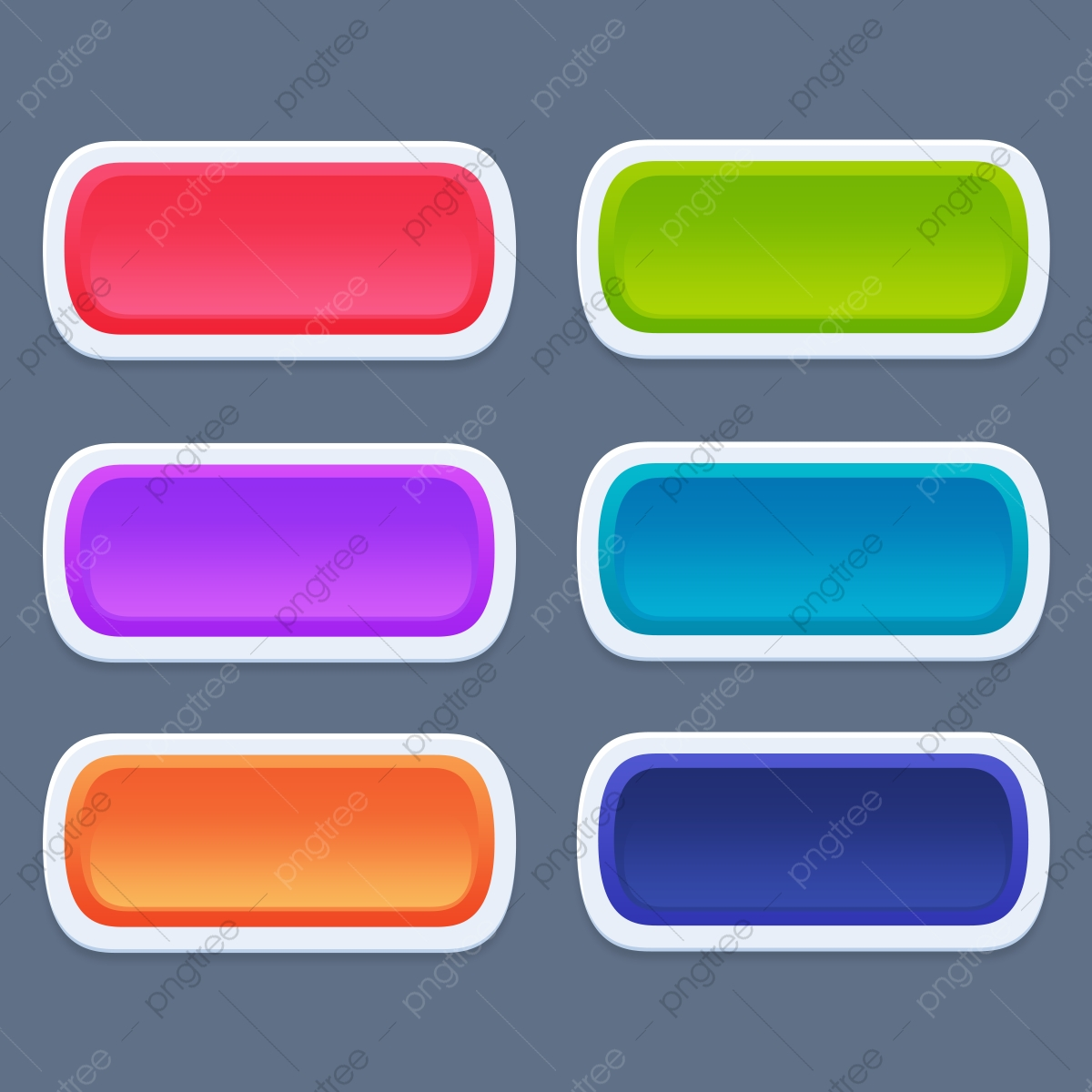 ui png images vector and psd files free download on pngtree https pngtree com freepng games ui buttons cartoonic 2d and 3d game button illustration 5300455 html