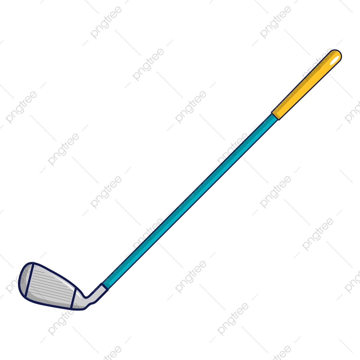 Golf Club Icon Cartoon Style Style Icons Cartoon Icons Club Icons Png And Vector With Transparent Background For Free Download