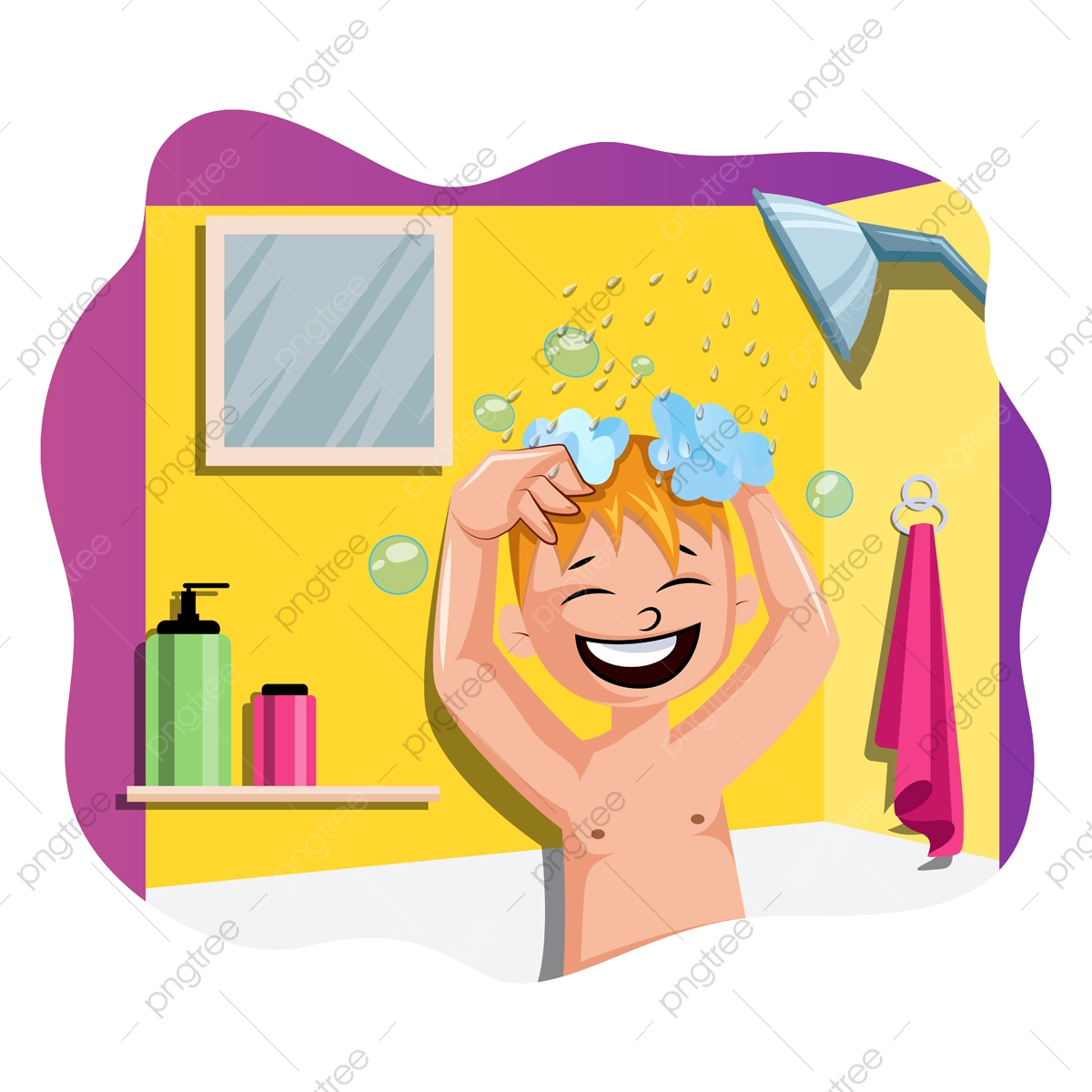 Take A Bath Png Images Vector And Psd Files Free Download On Pngtree