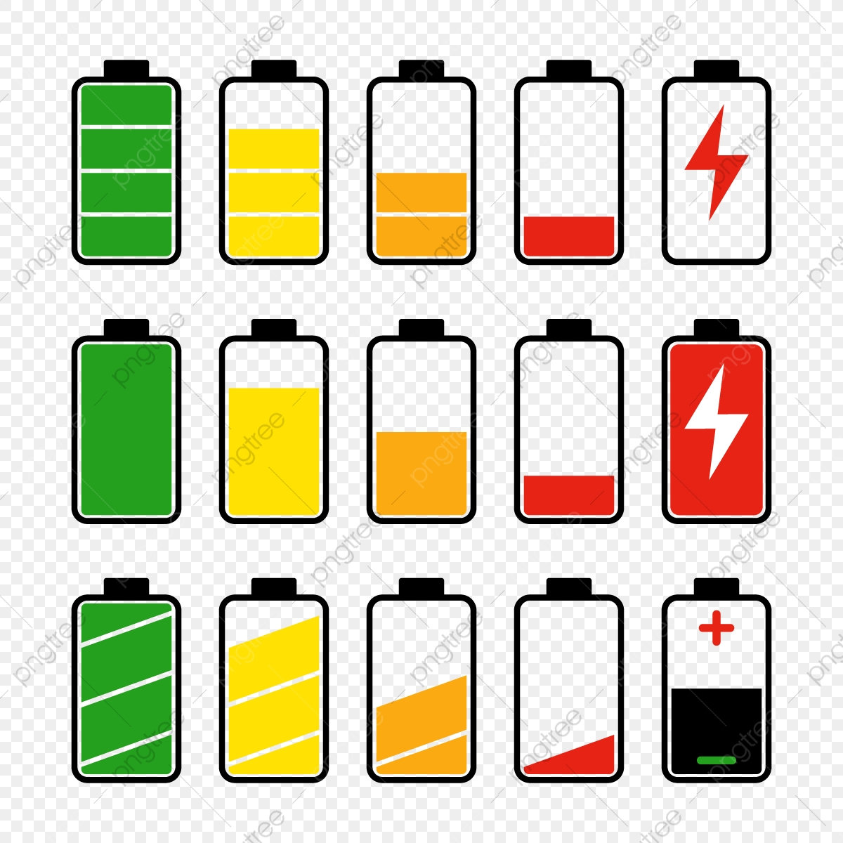 Battery Png Images Vector And Psd Files Free Download On Pngtree
