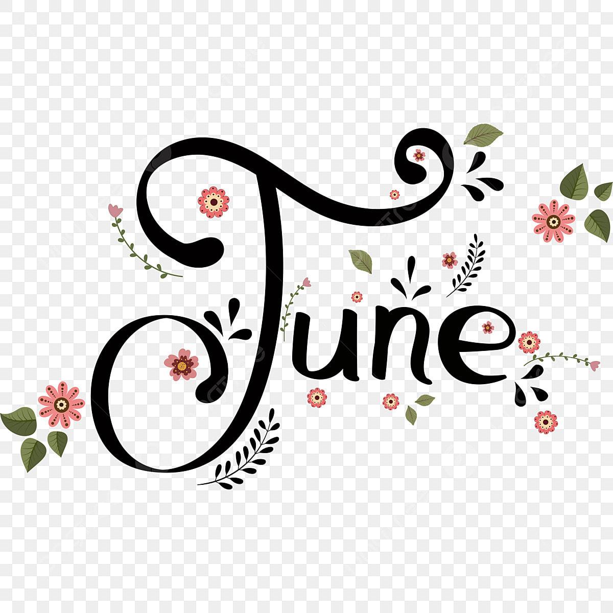 شهر يونيو اي شهر
