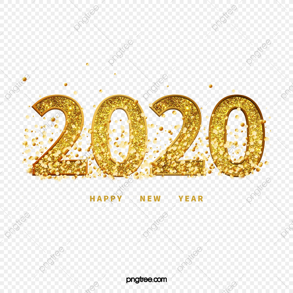 new year png vector psd and clipart with transparent background for free download pngtree https pngtree com freepng luxury creativity 2020 gold font new year 5252688 html