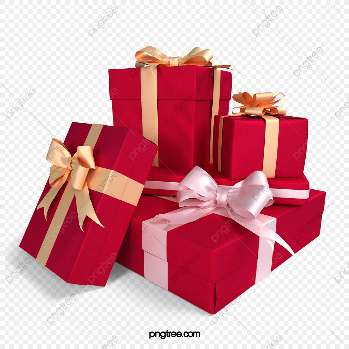 christmas gift png images vector and psd files free download on pngtree https pngtree com freepng red new year gift box three dimensional element 5307401 html