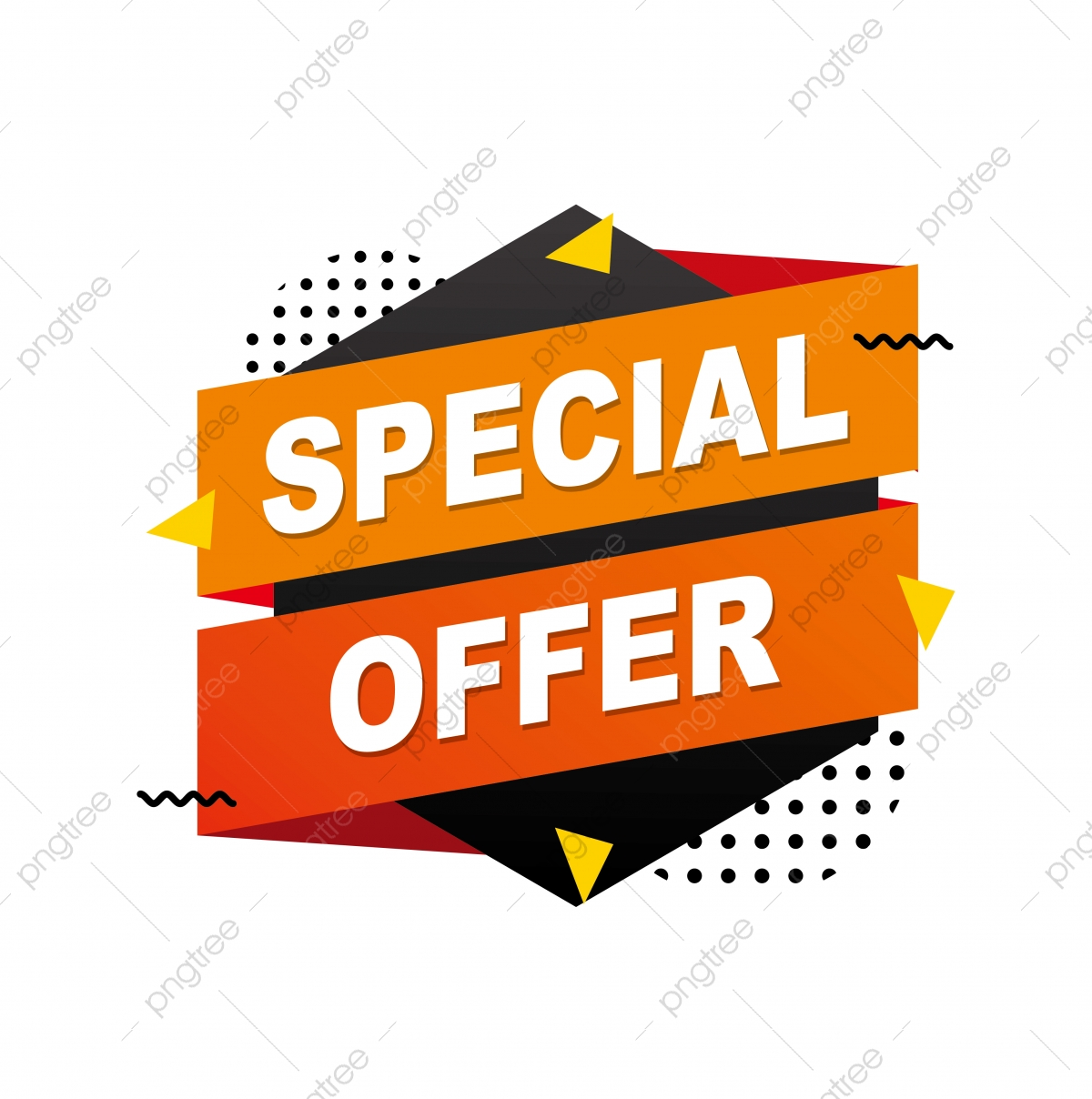 Special Offer Png Images Vector And Psd Files Free Download On Pngtree