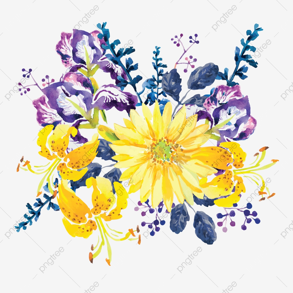 Flower Vector 73000 Flower Graphic Resources For Free Download