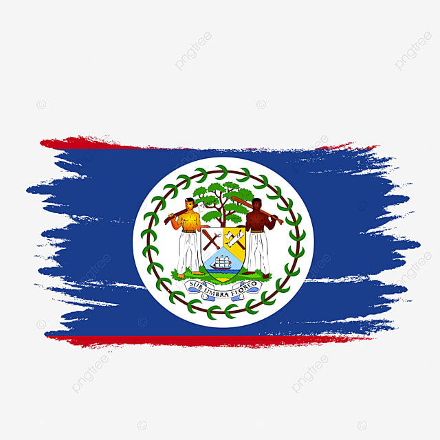 Belize Flag Transparent Watercolor Painted Brush Belize Belize Flag Belize Flag Vector Png Transparent Clipart Image And Psd File For Free Download