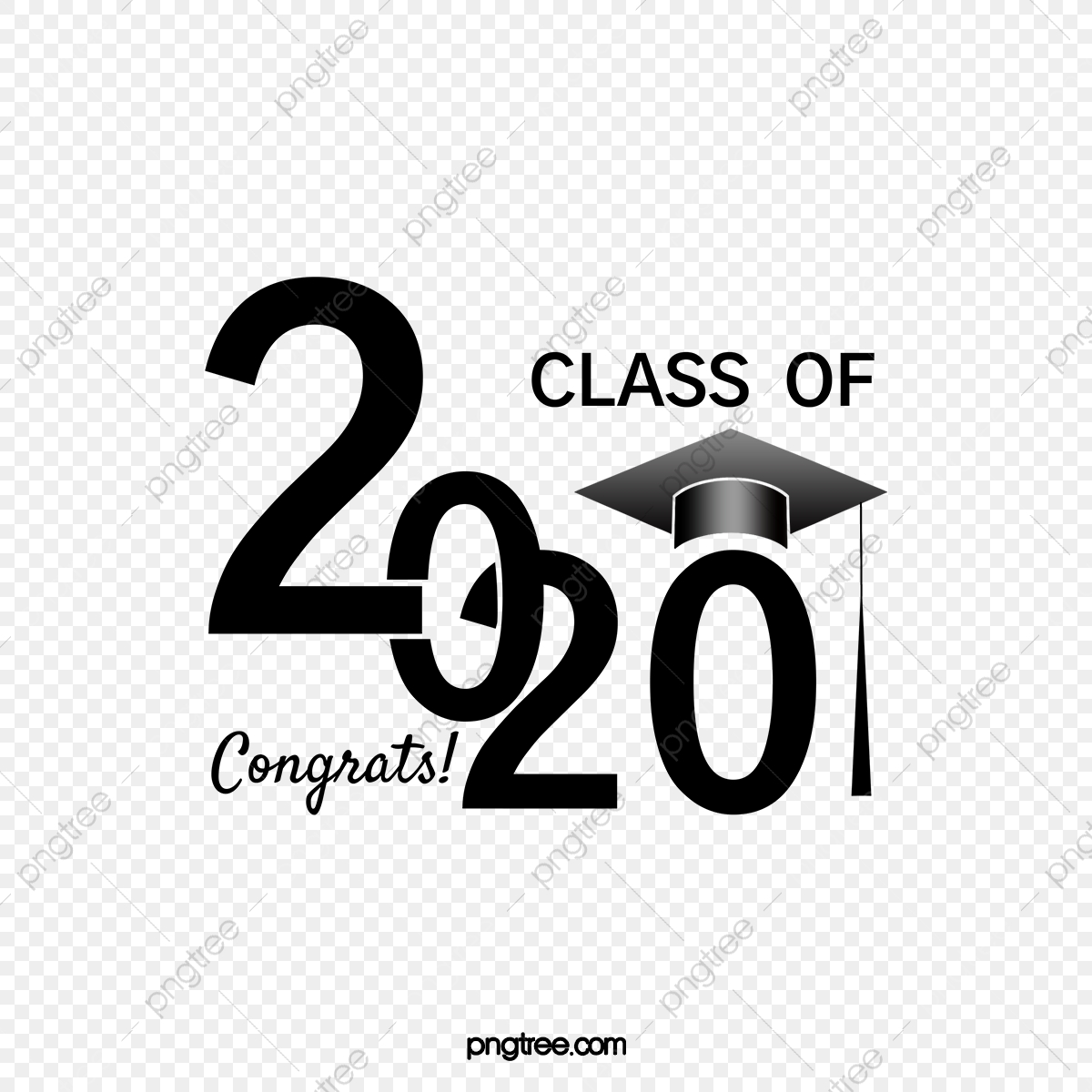 Congratulations On Graduation Creative Numbers In 2020 ...