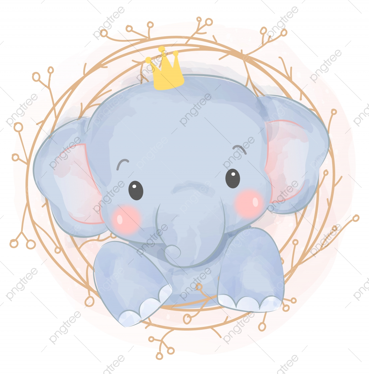 Elephant Vector Png Images Elephants Baby Elephant Watercolor Elephant Vectors In Ai Eps Format Free Download On Pngtree Elephant poster paper baby shower, small elephant baby, gray elephant illustration transparent background png clipart. https pngtree com freepng cute baby elephant illustration 5320745 html