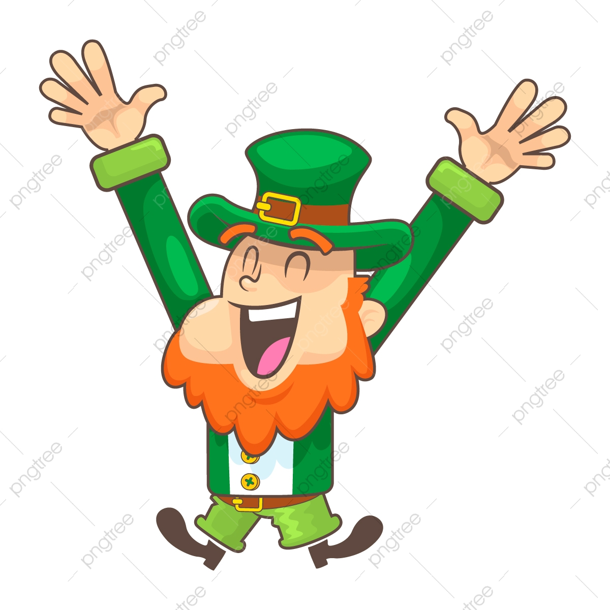 Leprechaun Png Images Vector And Psd Files Free Download On Pngtree