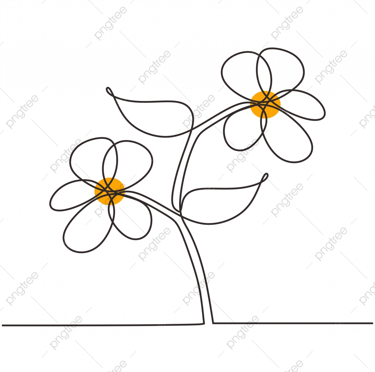 Plumeria Flower Png Images Vector And Psd Files Free Download On Pngtree