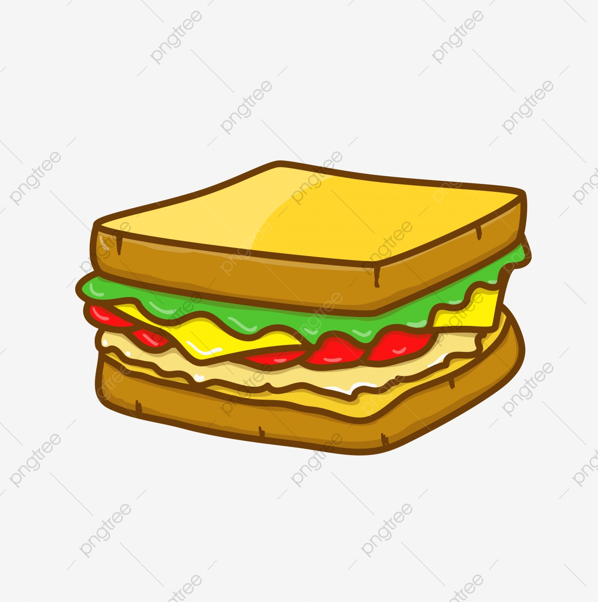 sandwich vector illustration in cartoon style sandwich food fresh png and vector with transparent background for free download https pngtree com freepng sandwich vector illustration in cartoon style 5318628 html