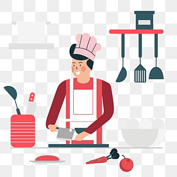 Cooking Clipart Png Images 1100 Cooking Png Clip Art For Free Download Pngtree