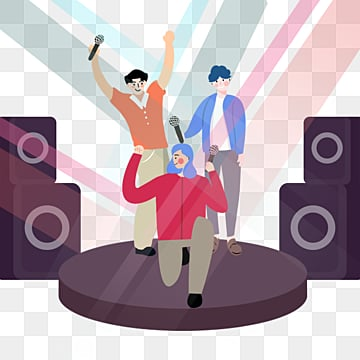 Singing Performance Png Images Vector And Psd Files Free Download On Pngtree