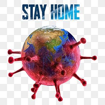остаться дома чтобы защитить от вируса короны png, корона новости, Corona Impfung, симптом короны PNG и PSD
