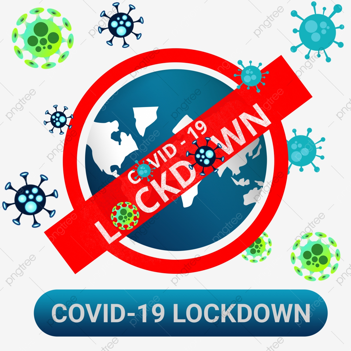 Covid 19 Lockdown Design Lockeddown Lockdown Covid 19 Png Transparent Clipart Image And Psd File For Free Download