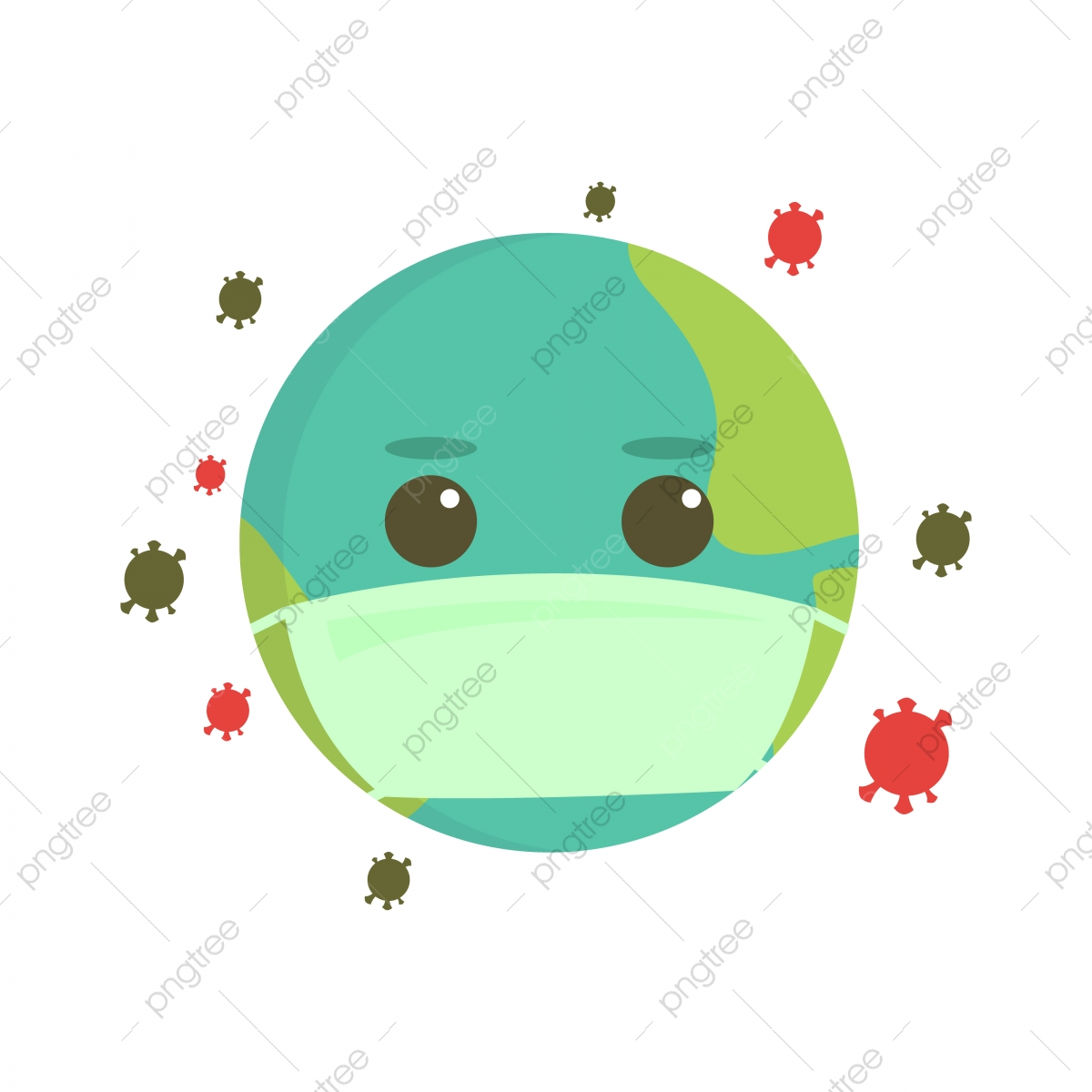Earth Using Masker From Corona Virus Attack Earth Icons Attack Icons Aid Png And Vector With Transparent Background For Free Download